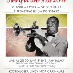 Swing in den Mai 2017