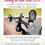 Swing in den Mai 2017